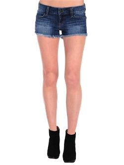 Blue Camilla Cut Off Shorts in Ardor by Siwy in The Other Woman