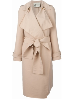 Sculpted Trench Coat by Lanvin in Suits