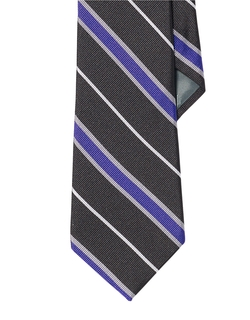 Multi-Striped Tie by Lauren Ralph Lauren in American Horror Story