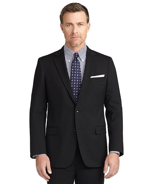 Fitzgerald Two-Button 1818 Suit by Brooks Brothers in Scandal - Season 5 Episode 4