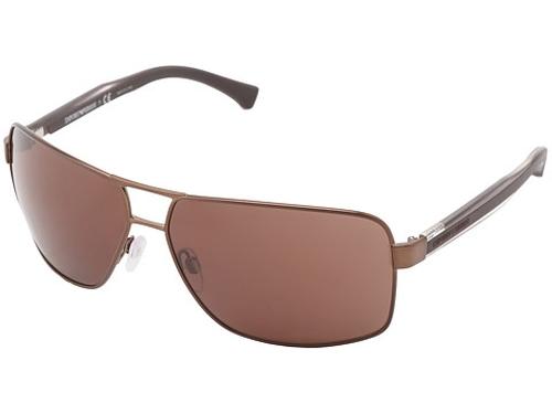 Square Sunglasses by Emporio Armani in Youth
