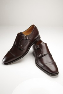 Double Buckle Shoes by Domenico Vacca in Entourage