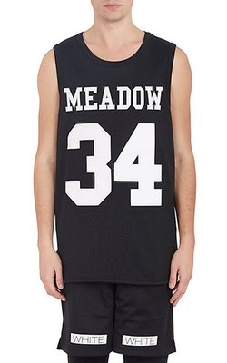 Meadow Heights Tank by Off-White C/O Virgil Abloh in Empire