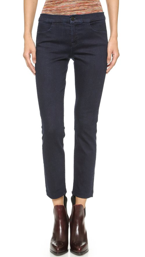 Tailored Crop Jeans by J Brand in If I Stay