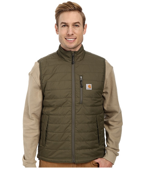 Gilliam Vest by Carhartt  in The Great Indoors - Season 1 Preview