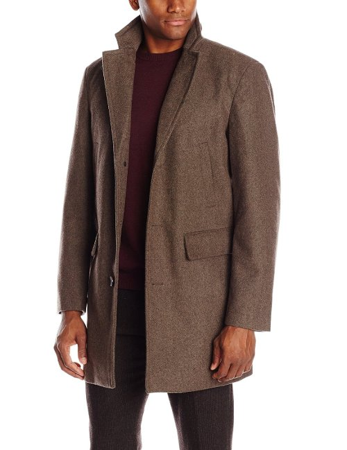 Men's Ledyard Topper Coat by London Fog in That Awkward Moment