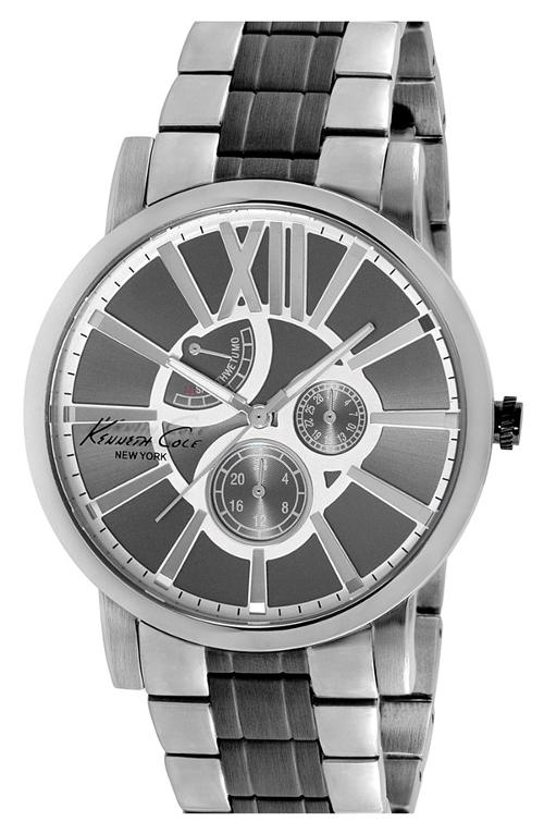 Multifunction Bracelet Watch by Kenneth Cole New York in Ride Along