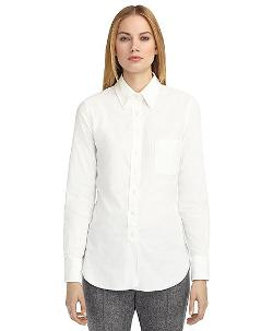 CORDUROY BUTTON-DOWN SHIRT by Brooks Brothers in The Fault In Our Stars