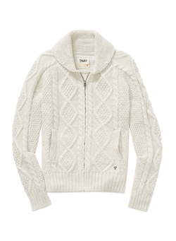 Revelstoke Zip Sweater by TNA in Poltergeist