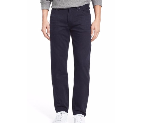 'Slimmy' Slim Fit Jeans by 7 For All Mankind in The Boss