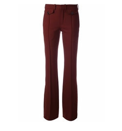 Fitted Flared Trousers by Chloé in Gypsy