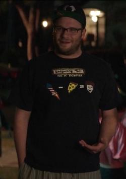 Custom T-Shirt by Odd Future in Neighbors