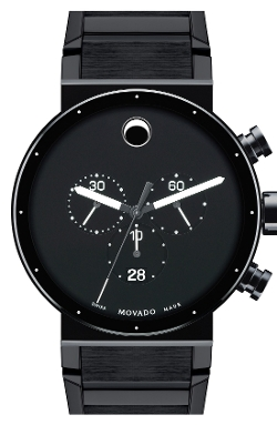 Sapphire Synergy Chronograph Watch by Movado in The Transporter: Refueled