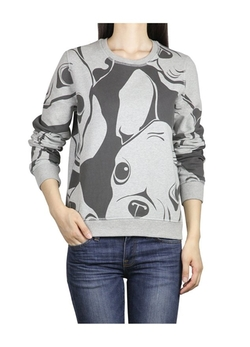 Premium French Bull Dog Print Designer Sweatshirt by Zattitude in Neighbors 2: Sorority Rising
