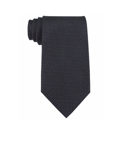 Micro Solid Slim Tie by Calvin Klein in Suits
