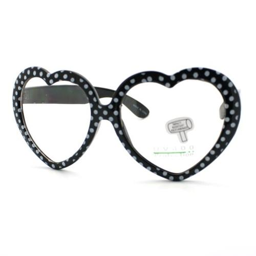 Heart Shape Love Eyeglasses by JuicyOrange in Chronicle