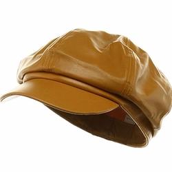 PVC Newsboy Hats by Rasta/NYE in Empire