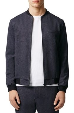 Co-Ord Collection Bomber Jacket by Topman in The Flash