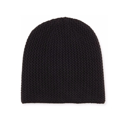 Knit Cashmere Beanie by Goodmans in All Eyez on Me