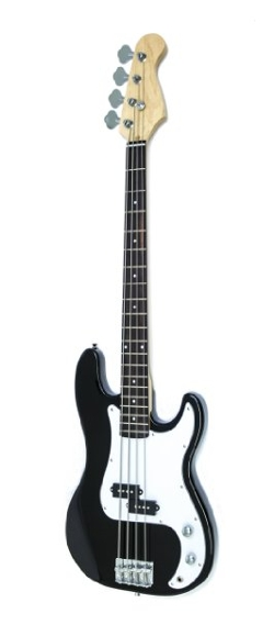 Electric Bass Guitar by Stanton in Dope
