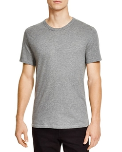 Classic Short Sleeve Tee  by T by Alexander Wang  in New Girl