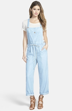 Chambray Overalls by Wit & Wisdom in Me and Earl and the Dying Girl