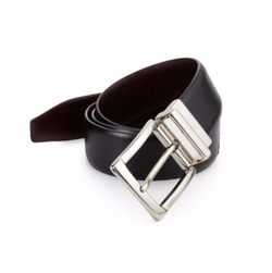 Reversible Leather Belt by Saks Fifth Avenue Collection in The Flash