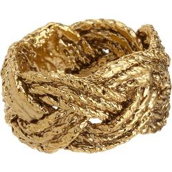 Gold Miki Ring by Aurélie Bidermann in The Other Woman