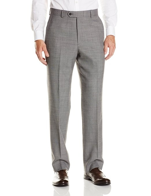 Men's Sam Grey Suit Separate Pants by Palm Beach in Crazy, Stupid, Love.