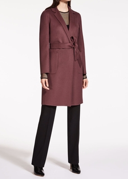 Wool And Angora Coat by Max Mara in How To Get Away With Murder