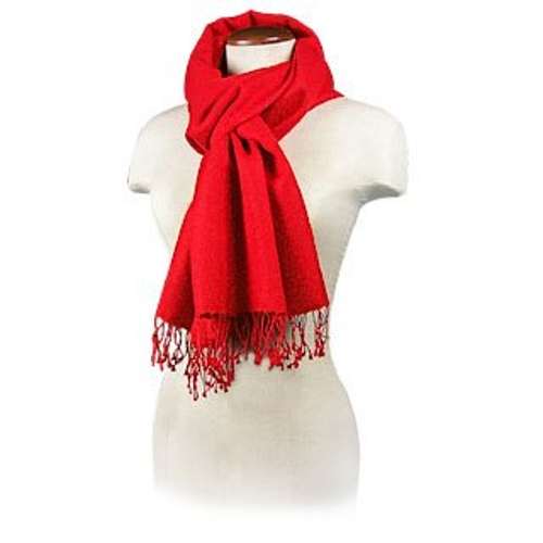 Pashmina & Silk Shawl Scarf by Forzieri in The Second Best Exotic Marigold Hotel