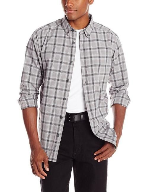 Men's Out and Back II Long Sleeve Shirt by Columbia in Neighbors