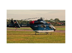 1995 Explorer MD 900 Helicopter by Mcdonnell Douglas in Ex Machina