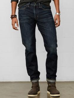 Slim-Fit Ekins Jean by Denim & Supply Ralph Lauren in Addicted