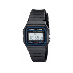 F91W Digital Sports Watch by Casio in Logan Lucky