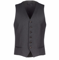 Suit Vest by Lino Caracciolo in The Accountant