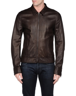 Lambskin Leather Jacket by Dolce & Gabbana in Fifty Shades of Grey