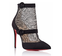"""Boteboot"" Ankle Boots by Christian Louboutin in Keeping Up With The Kardashians"