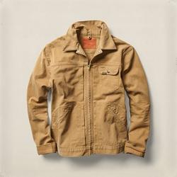 Cotton Twill Jacket by Ralph Lauren in The Flash
