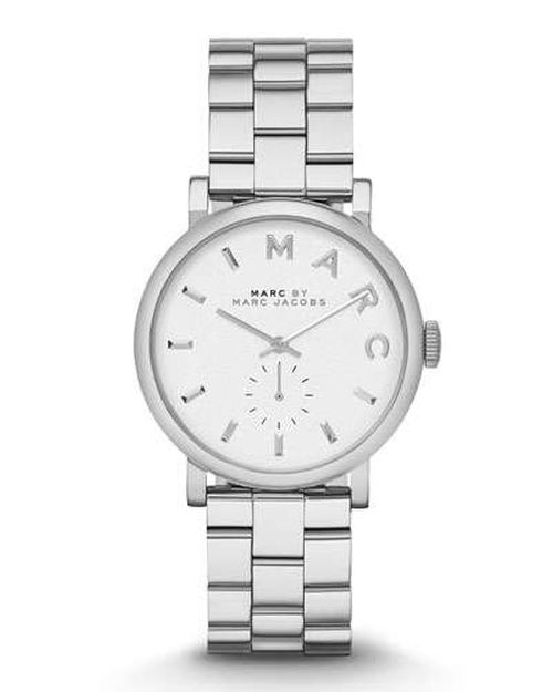 Baker Stainless Analog Watch with Bracelet by Marc by Marc Jacobs	 in No Strings Attached