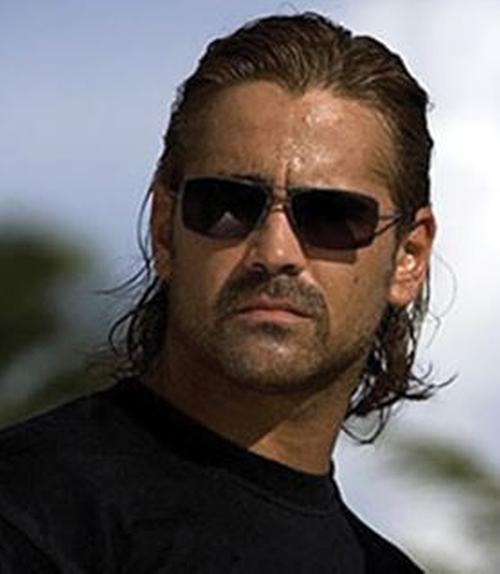 Slam Sunglasses by Sama Eyewear in Miami Vice