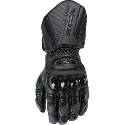 Leather Sports Bike Motorcycle Gloves by Scorpion in Point Break