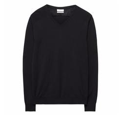 Diamond G Merino V-Neck Sweater by Gant in Power
