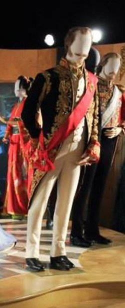 Custom Made 18th Century Duke Costume (Grand Duke) by Sandy Powell (Costume Designer) in Cinderella