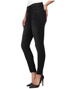 Luna Midrise W/ Side Grommets Jeans by Hudson in Fuller House