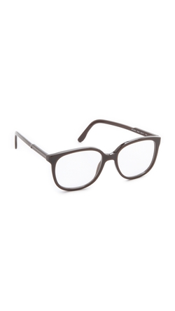 Oversized Square Glasses by Stella McCartney in And So It Goes