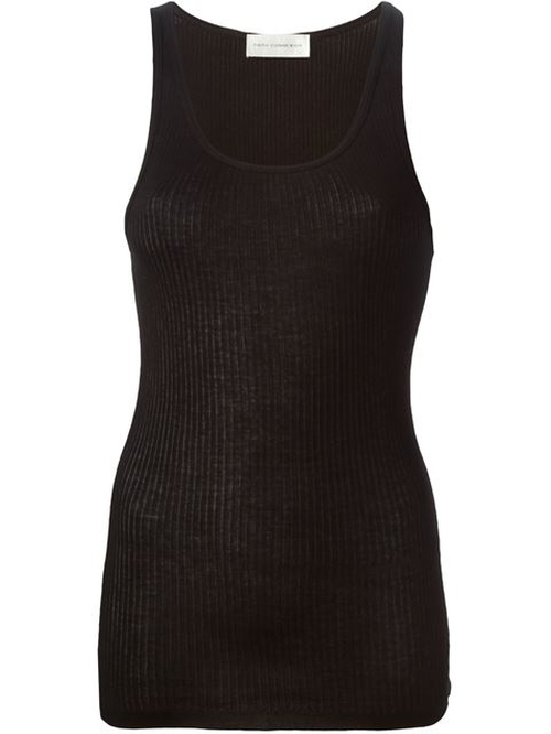 Rib Tank Top by Faith Connexion in Keeping Up With The Kardashians - Season 11 Episode 3