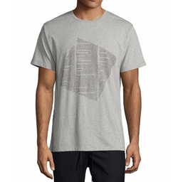 Text-Print Graphic T-Shirt by Public School in The Ranch
