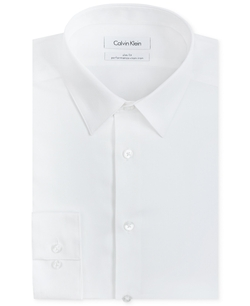 Performance Dress Shirt by Calvin Klein in On Her Majesty's Secret Service
