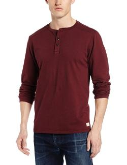 Eitan Long Sleeve Henley by Big Star in Ouija
